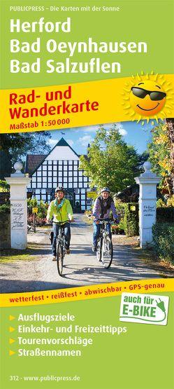 Herford, Bad Oeynhausen, Bad Salzuflen
