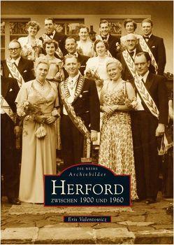Herford zwischen 1900 und 1960 von Eris Valentowicz