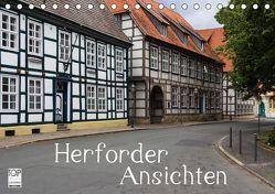 Herforder Ansichten (Tischkalender 2019 DIN A5 quer) von Kleinfeld,  Thorsten