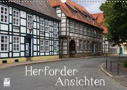Herforder Ansichten (Wandkalender 2019 DIN A3 quer) von Kleinfeld,  Thorsten