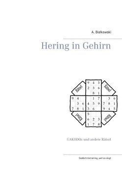 Hering in Gehirn von Bialkowski,  A.
