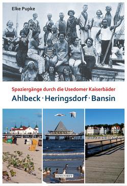 Heringsdorf – Ahlbeck – Bansin von Pupke,  Elke