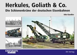 Herkules, Goliath & Co. von Kandler,  Udo