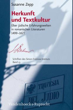 Herkunft und Textkultur von Zepp,  Susanne