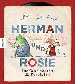 Herman und Rosie von Gordon,  Gus, Müller-Wallraf,  Gundula