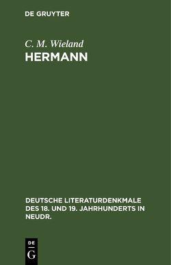 Hermann von Wieland,  C. M.
