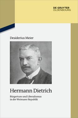 Hermann Dietrich von Meier,  Desiderius