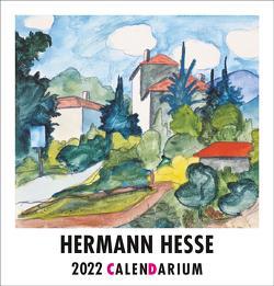 Hermann Hesse Calendarium 2022 von Hesse,  Hermann