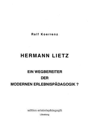 Hermann Lietz von Koerrenz,  Ralf, Ziegenspeck,  Jörg
