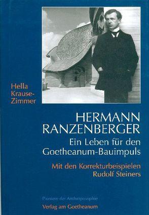 Hermann Ranzenberger von Krause-Zimmer,  Hella