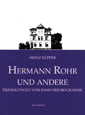 Hermann Rohr und Andere von Fuhrmann,  Renate, Hahn,  Bernt, Köster,  Gerd, Nomnast,  Chris