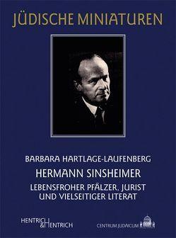 Hermann Sinsheimer von Hartlage-Laufenberg,  Barbara