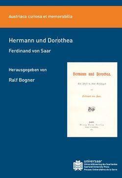 Hermann und Dorothea von Bogner,  Ralf, Saar,  Ferdinand von