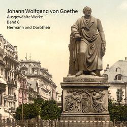 Hermann und Dorothea von Goethe,  Johann Wolfgang von, Schmidt,  Hans Jochim
