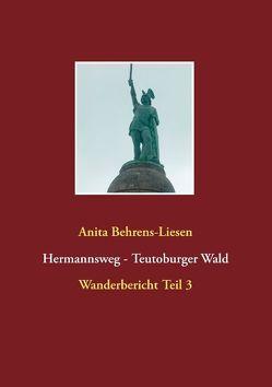 Hermannsweg – Teutoburger Wald von Behrens-Liesen,  Anita