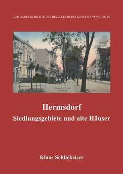 Hermsdorf von Schlickeiser,  Klaus