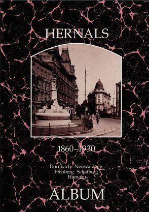 Hernals 1860 – 1930 von Lunzer,  Christian, Seemann,  Helfried
