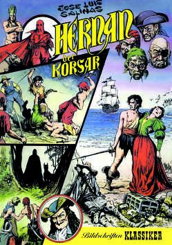 Hernan der Korsar von Bildschriftenverlag, Friedrich,  Eckhard, Friedrich,  Eva, Salinas,  José Luis
