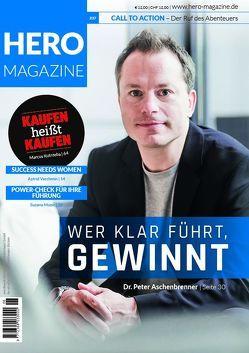 HERO MAGAZINE von werdewelt Verlags- und Medienhaus GmbH