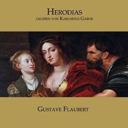 Herodias von Flaubert,  Gustave, Hafner,  Helmut