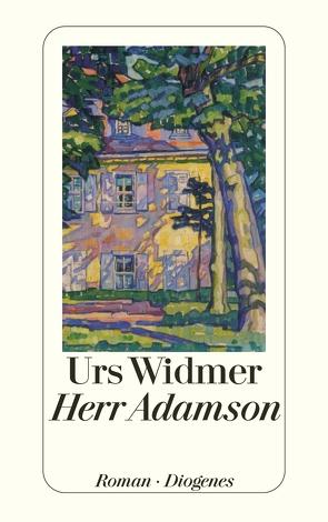 Herr Adamson von Widmer,  Urs