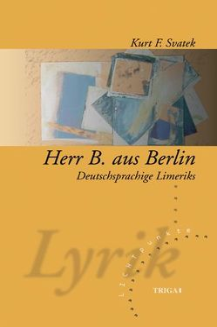 Herr B. aus Berlin von Svatek,  Kurt F.