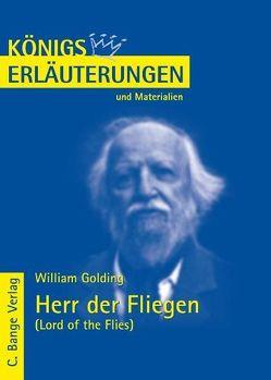 Herr der Fliegen – Lord of the Flies von William Golding. von Golding,  William, Poppe,  Reiner
