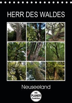 Herr des Waldes – Neuseeland (Tischkalender 2021 DIN A5 hoch) von Flori0