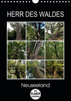 Herr des Waldes – Neuseeland (Wandkalender 2021 DIN A4 hoch) von Flori0