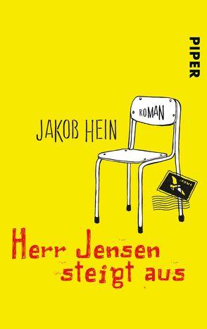 Herr Jensen steigt aus von Hein,  Jakob