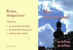Herr, lehre und Beten! von Wermter C.O.,  P. Winfried M.