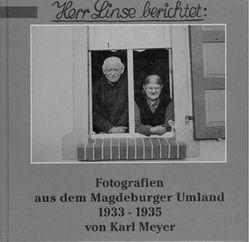Herr Linse berichtet: von Büttner,  Helmut, Meyer,  Karl, Meyer,  Michael, Selber,  Martin
