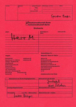 Herr M. von Heibges,  Lukas