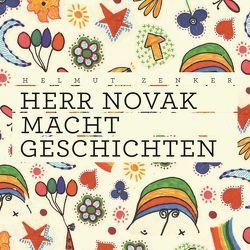 Herr Novak macht Geschichten von Gabor,  Karlheinz, Zenker,  Helmut