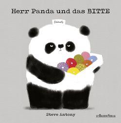 Herr Panda und das Bitte von Antony,  Steve, Burke,  Kathrin