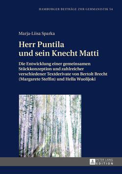 Herr Puntila und sein Knecht Matti von Sparka,  Marja-Liisa