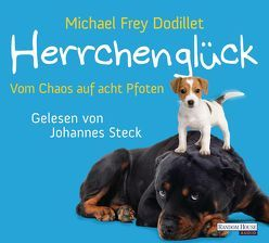 Herrchenglück von Frey Dodillet,  Michael, Steck,  Johannes