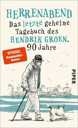 Herrenabend von Dam,  Gaby van, Groen,  Hendrik