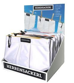 Herrensackerl Sortiment mit Display (10 Stück)