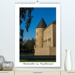 Herrensitze im Münsterland (Premium, hochwertiger DIN A2 Wandkalender 2020, Kunstdruck in Hochglanz) von Bücker,  Michael, Grasse,  Dirk, Hegerfeld-Reckert,  Anneli, Uppena,  Leon