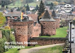 Herrliches Hessen – Büdingen (Wandkalender 2020 DIN A2 quer) von Bartruff,  Thomas