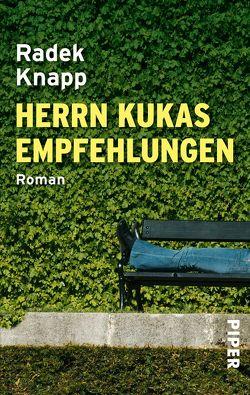 Herrn Kukas Empfehlungen von Knapp,  Radek