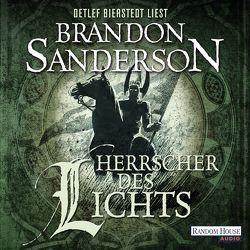 Herrscher des Lichts von Bierstedt,  Detlef, Sanderson,  Brandon, Siefener,  Michael