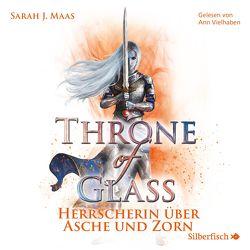 Herrscherin über Asche und Zorn von Maas,  Sarah J., Vielhaben,  Ann