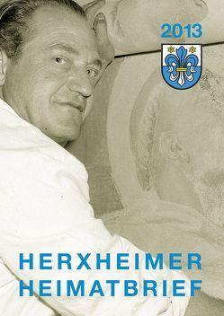 Herxheimer Heimatbrief 2013 von Theriault,  Nicole