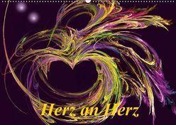 Herz an Herz / CH-Version (Wandkalender 2019 DIN A2 quer) von Art-Motiva