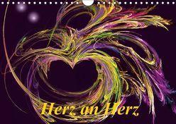 Herz an Herz / CH-Version (Wandkalender 2019 DIN A4 quer) von Art-Motiva