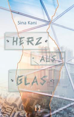 Herz aus Glas von Kani,  Sina