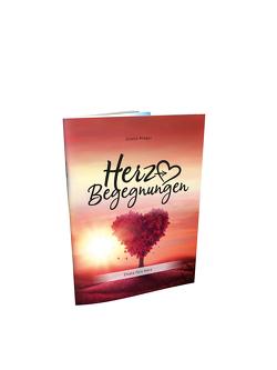 Herz-Begegnungen von Rieger,  Gisela