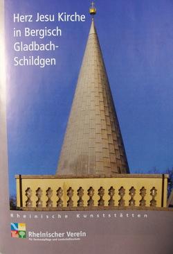 Herz Jesu Kirche in Bergisch Gladbach-Schildgen von Hoffmann,  Godehard, Wiemer,  Karl Peter